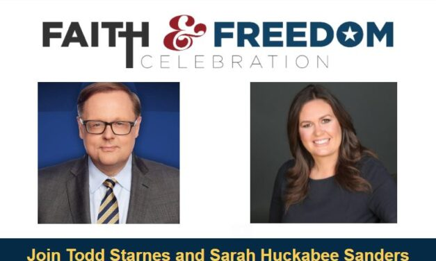 TMU Faith And Freedom Event September 24th