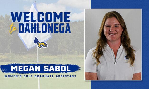 Sabol Joins UNG Women's Golf Coaching Staff as Graduate Assistant