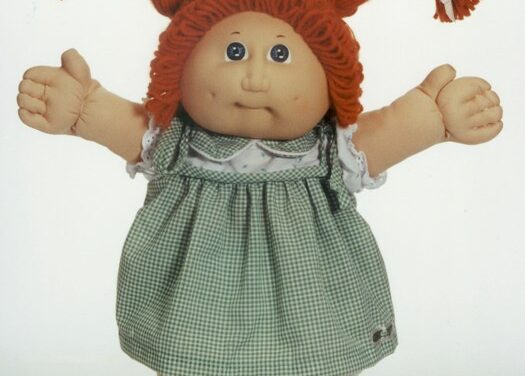 Vote For Cabbage Patch Kids To Join Toy Hall Of Fame