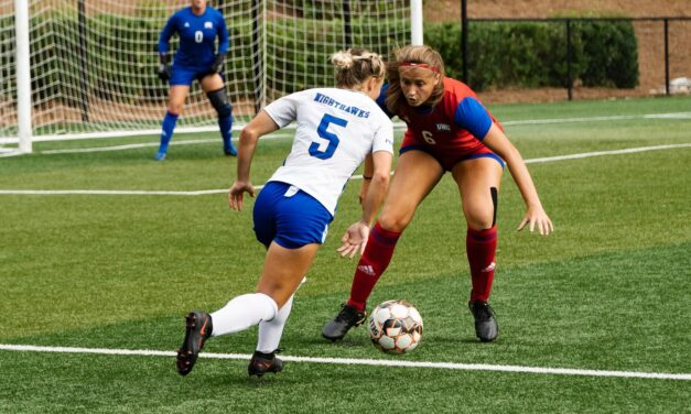 UNG Women's Soccer Shuts Out Mountain Lions in 1-0 Win