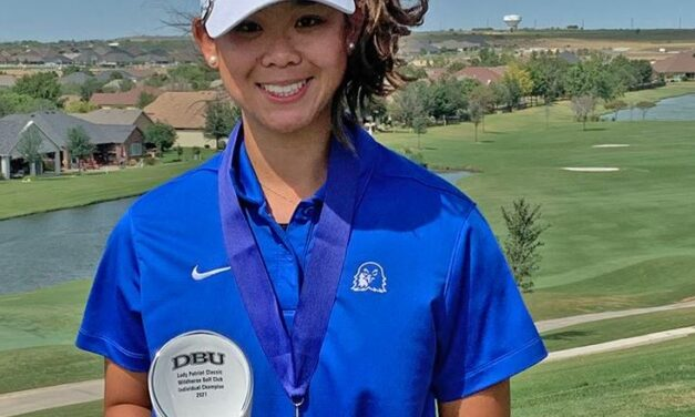 UNG's Ananthasane Shatters 54-Hole Scoring Record in Individual Win