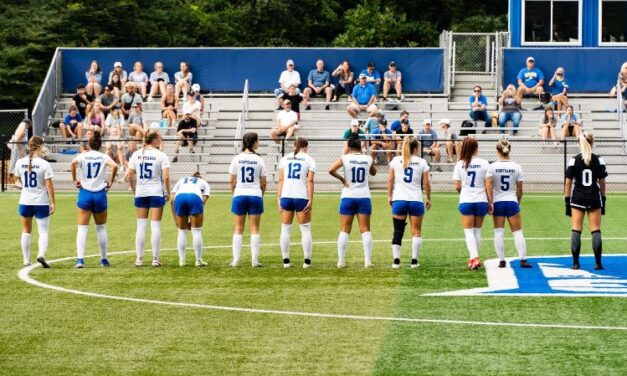 UNG Women's Soccer Drops Road Match at Valdosta State
