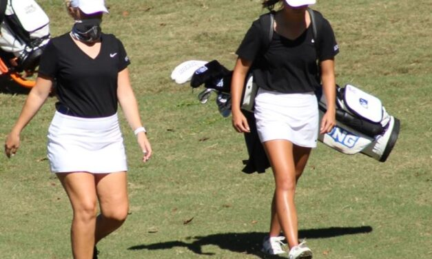 UNG's Ananthasane Tied for Lead After 36 Holes at UIndy Invitational