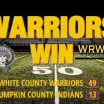 Warriors Claim Second Region Victory